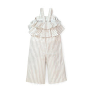 Tiered Ruffle Wide Leg Jumpsuit - Hope & Henry