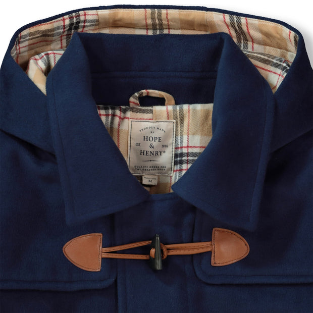 Toggle Duffle Coat - Hope & Henry Men
