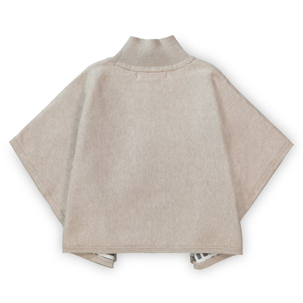 Turtleneck Sweater Cape - Hope & Henry