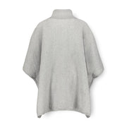 Turtleneck Sweater Cape - Hope & Henry Women