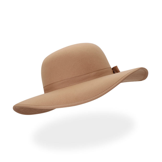 Wide Brim Hat - Hope & Henry Girl