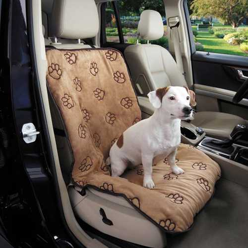 Cruising Companion Pawprint Single Car Seat Cover