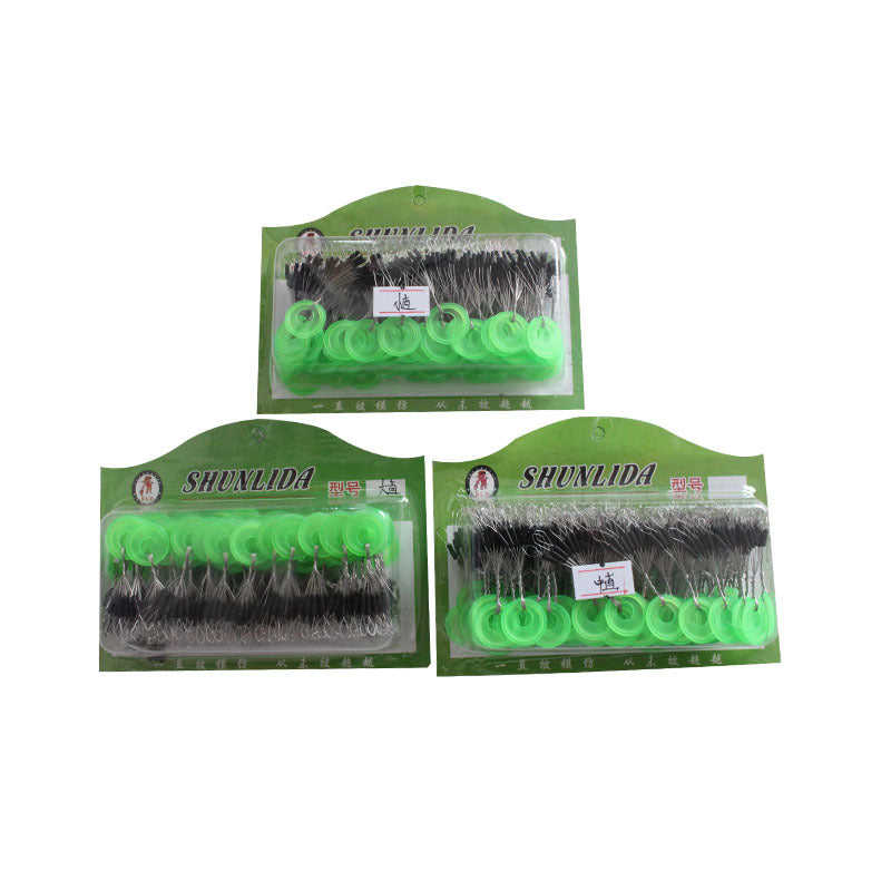 100 Group 600PCS Space Bean Fishing Accessories