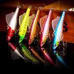 1PC 7cm 18g Winter Sea Hard Fishing Lure