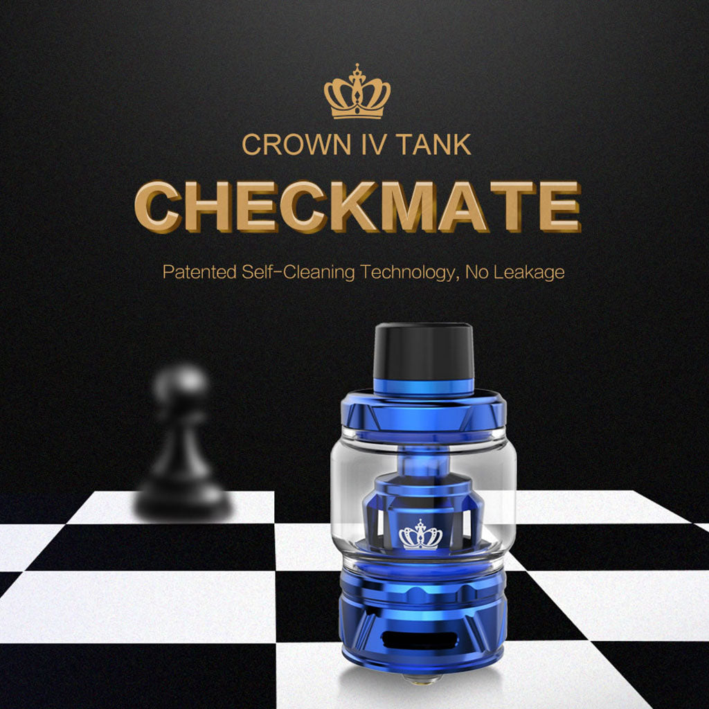 Uwell Crown 4 IV Tank Wholesale