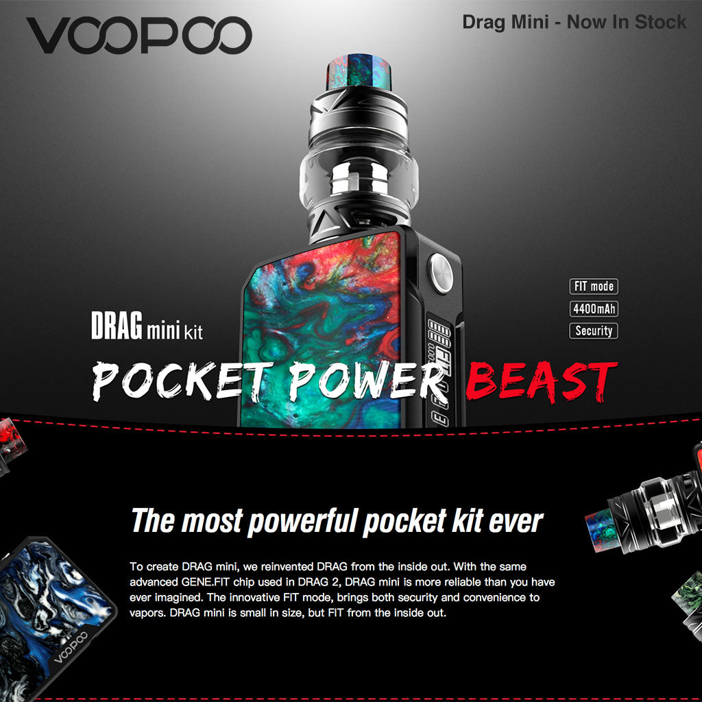 VooPoo Wholesale Drag Mini
