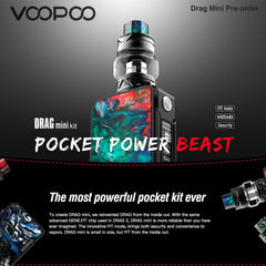 VooPoo Wholesale - Drag Mini Starter Kit