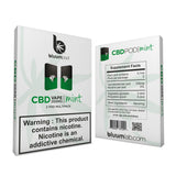 Wholesale CBD Vape Pods by BluumLab - Mint Flavor