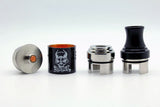 Baal RDA Carbon Fiber by CloudCig