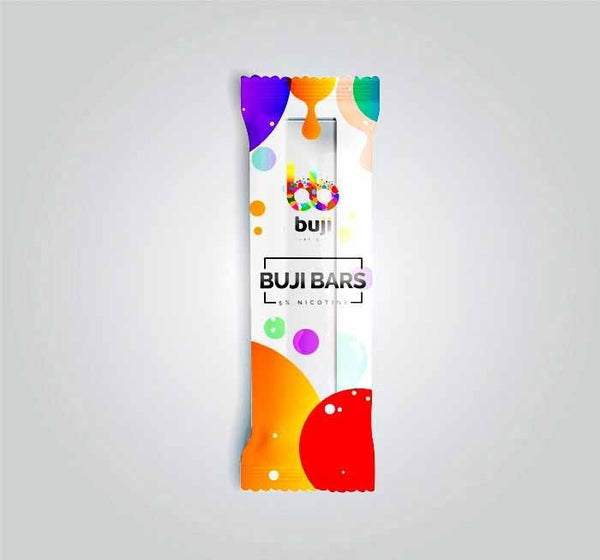 Buji Bars - 5% Disposables - Single - IN STOCK - WholesaleVapor.com