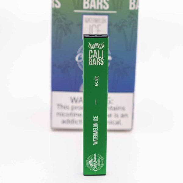 Cali Bars Disposables - 5% Nic - WholesaleVapor.com