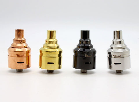 Cartel Cascada Mini RDA - Clearance - WholesaleVapor.com