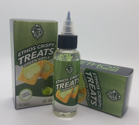 Crispy Treats Apple Crispy 60ml E-Juice - WholesaleVapor.com