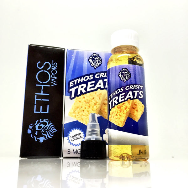 Crispy Treats by Ethos 60ml Rice Crispy Treats E-Juice - WholesaleVapor.com