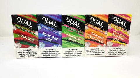 Dual Stick Disposables (Sold Individually) - WholesaleVapor.com