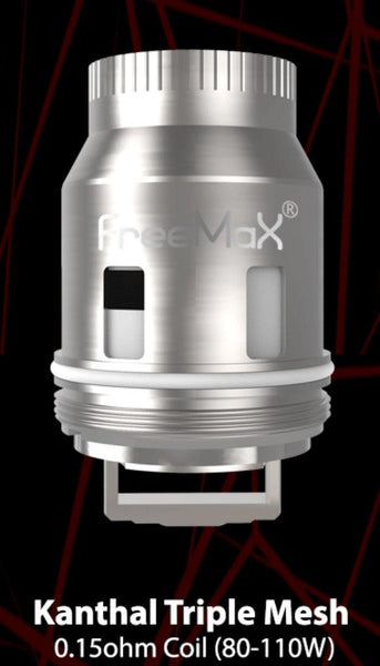 FreeMax Coils - 3Pack - Compatible with Mesh Pro, FireLuke, and FireLuke Pro - WholesaleVapor.com