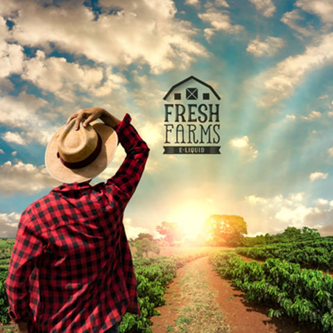 Fresh Farms Eliquid 60ml - WholesaleVapor.com