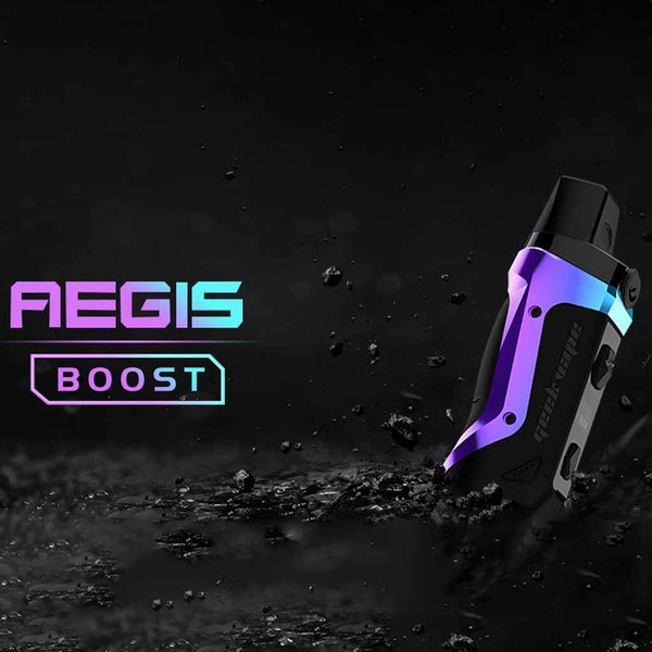 Geek Vape Aegis Boost Pod Kit - WholesaleVapor.com