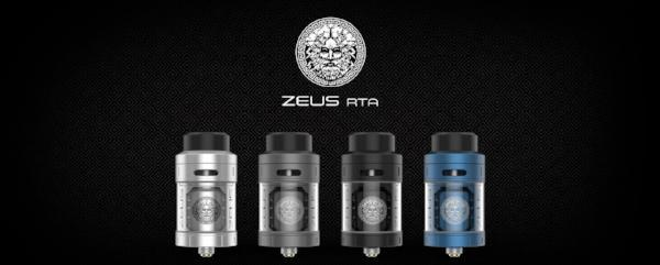 Geek Vape Zeus 25mm RTA - WholesaleVapor.com