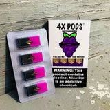 4x pods - 4 Pack