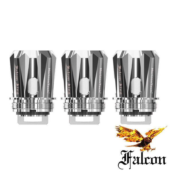 Horizon Falcon King Replacement Coils (3 Pack) - WholesaleVapor.com