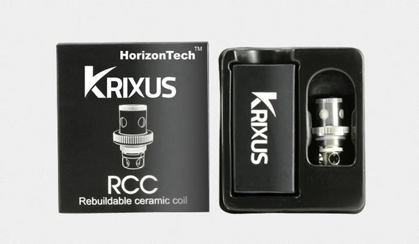Horizon Krixus Ceramic Coil Kit - WholesaleVapor.com