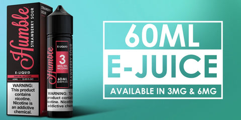 Humble Juice Co - 60ml - WholesaleVapor.com