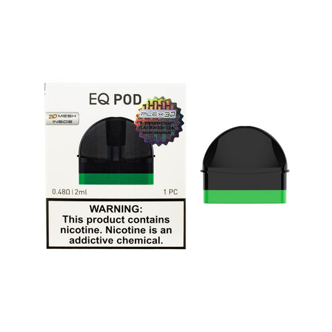 Innokin EQS Replacement Pod (Sold Individually) - WholesaleVapor.com