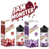Jam Monster PB & Jam Monster Limited Edition 100ml New Flavor! - WholesaleVapor.com