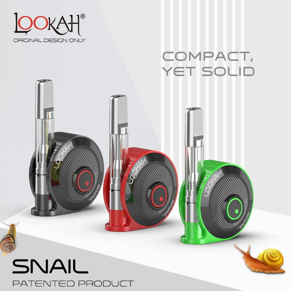 Lookah Snail Device - WholesaleVapor.com