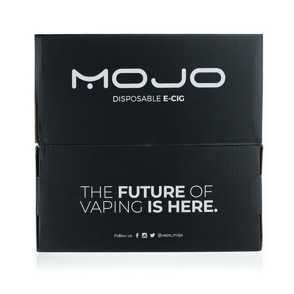 Mojo Disposable Ecig 5% Full Display ( 60 units) - WholesaleVapor.com