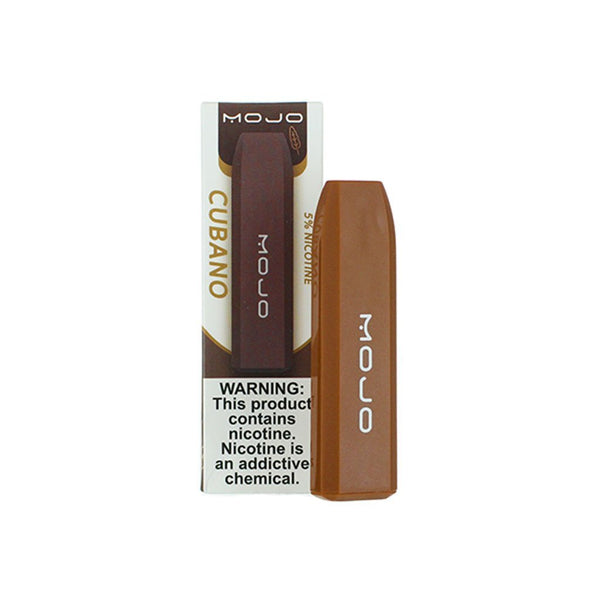 Mojo Disposables Ecig 5% (Single) - WholesaleVapor.com