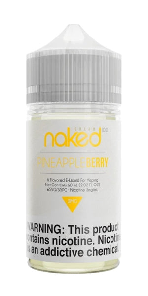 Naked 100 Eliquids 60ml (Fruit/Fusion/Cream/Ice) - WholesaleVapor.com