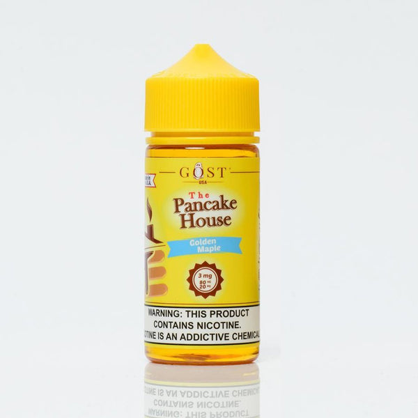 PANCAKE HOUSE BY Gost Vapor 100ML - WholesaleVapor.com