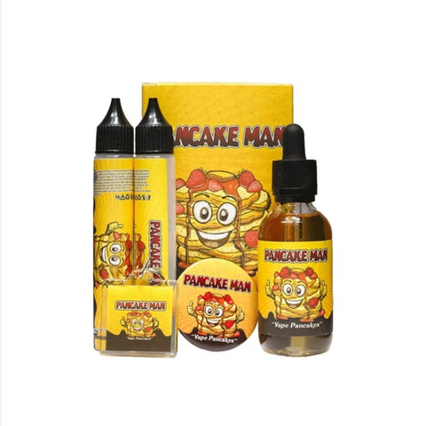 Pancake Man 60ml - WholesaleVapor.com