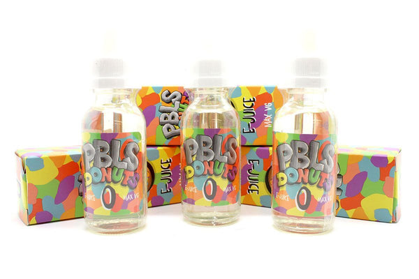 PBLS Donuts 30ml - WholesaleVapor.com