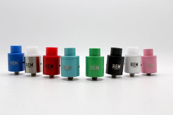 REM Creations REMentry RDA - WholesaleVapor.com