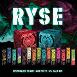 Ryse Disposables 5% - WholesaleVapor.com