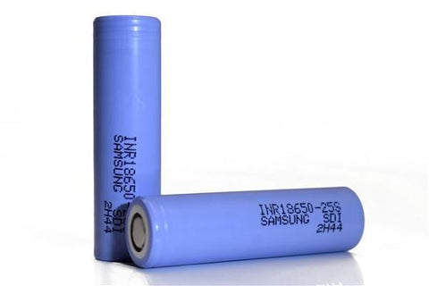 Samsung 25s Battery - WholesaleVapor.com