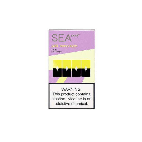 SEA100 PODS - 4 PACK