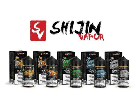 Shijin Eliquid 100ml - WholesaleVapor.com
