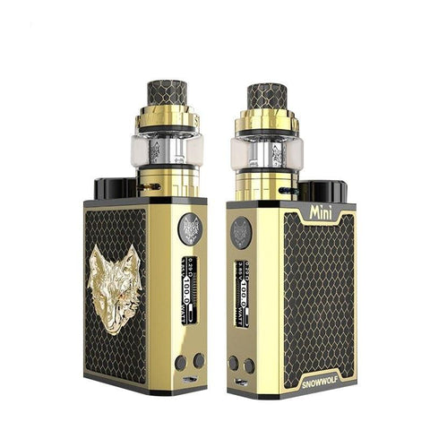 Sigelei Snowwolf Mini Starter kit - WholesaleVapor.com