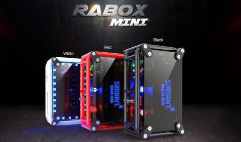 Smoant Rabox Mini Box Mod - WholesaleVapor.com