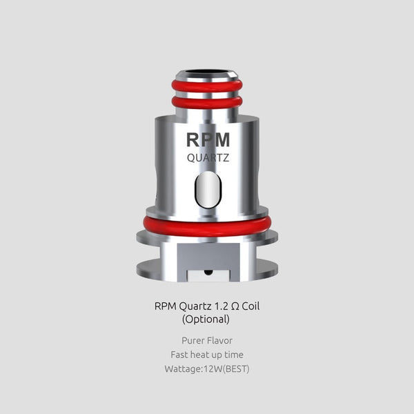 Smok RPM Replacement Coils (5 Pack) - Multiple Fitments - WholesaleVapor.com
