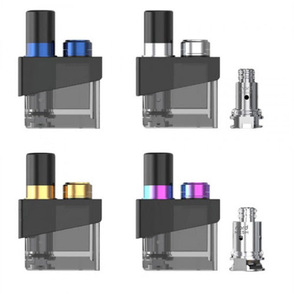Smok Trinity Alpha Replacement Pod w/ Coils - WholesaleVapor.com