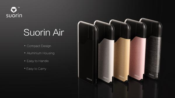 Suorin Air Pod Starter Kit - WholesaleVapor.com