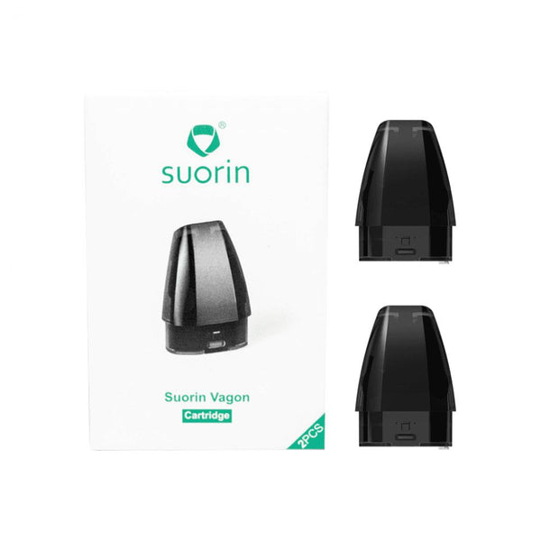 Suorin Vagon Replacement Pods - 2 Pack - WholesaleVapor.com