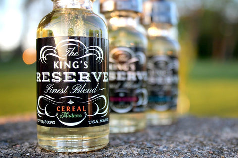 The Kings Reserve 30ml - WholesaleVapor.com