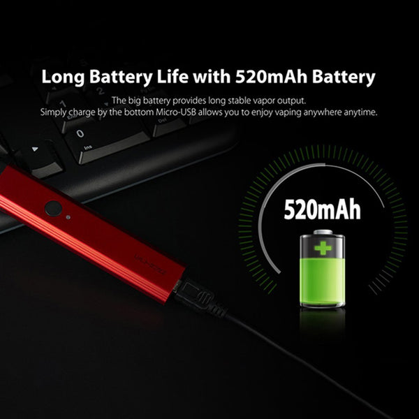Uwell Caliburn Pod Kit (520mAh) - WholesaleVapor.com