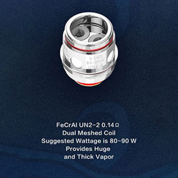 Uwell VALYRIAN II Replacement Coils (2 Pack) - WholesaleVapor.com